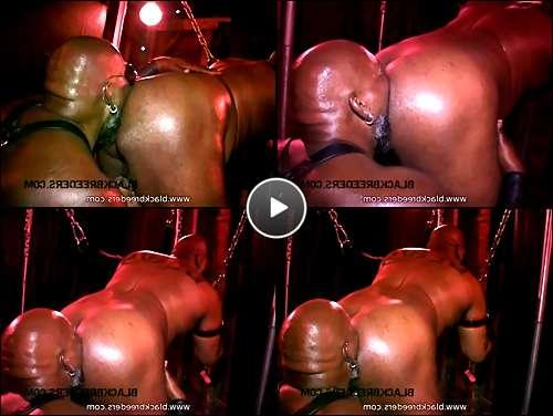 black gay rimming video